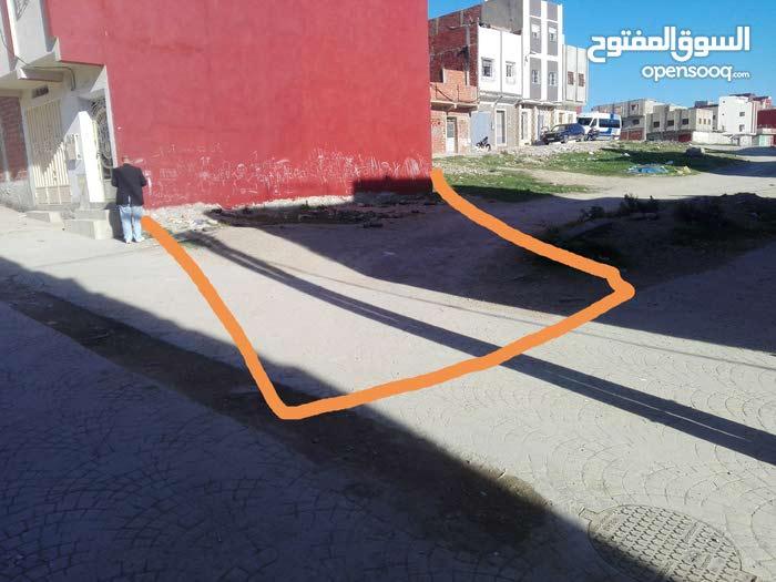 بقعة ارضية 100 متر في سيدي ادريس