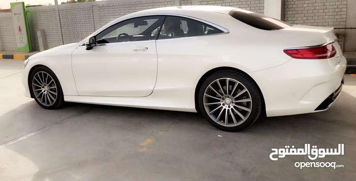 Gasoline Fuel/Power   Mercedes Benz S 500 2015
