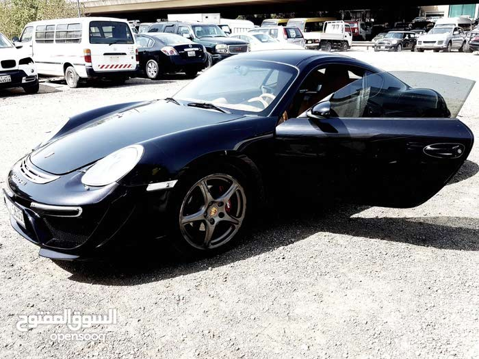 2007 Used Cayman with Automatic transmission is available for sale