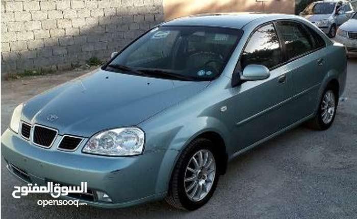 Green Daewoo Lacetti 2005 for sale