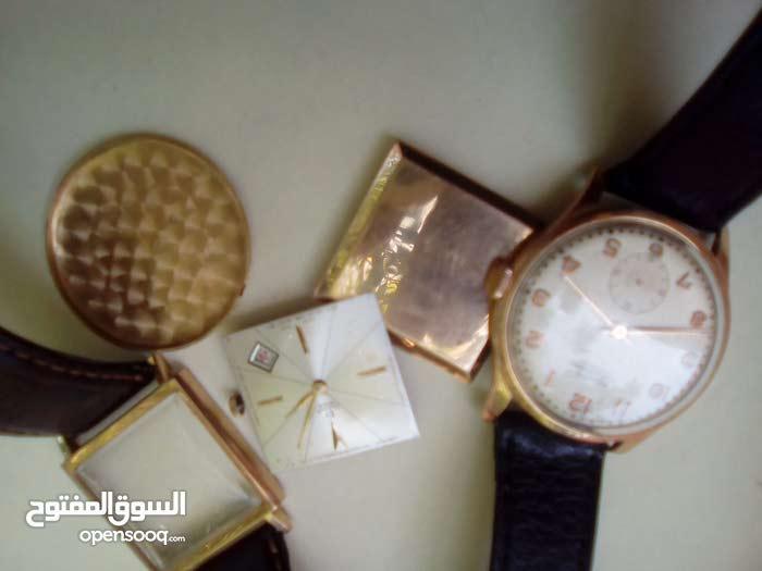 ساعة من الدهب الخالص سوييرية قديمة 1930