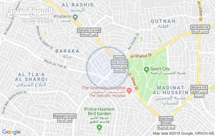 apartment Third Floor in Amman for sale - Al Gardens