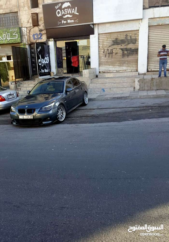 Used condition BMW 525 2004 with 0 km mileage