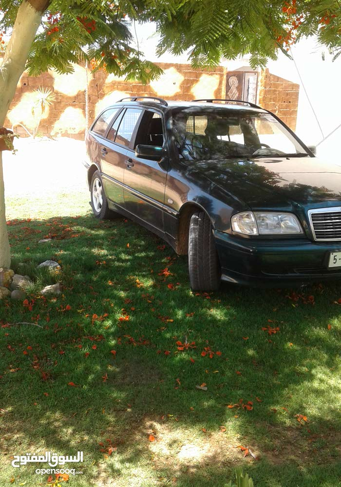 170,000 - 179,999 km Mercedes Benz C 180 1999 for sale