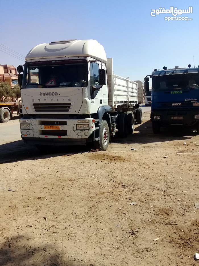 Truck in Benghazi is available for sale