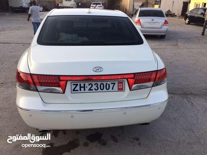 Automatic Used Hyundai Azera