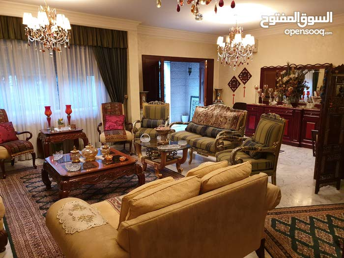 Best price 189 sqm apartment for sale in AmmanAl Rabiah