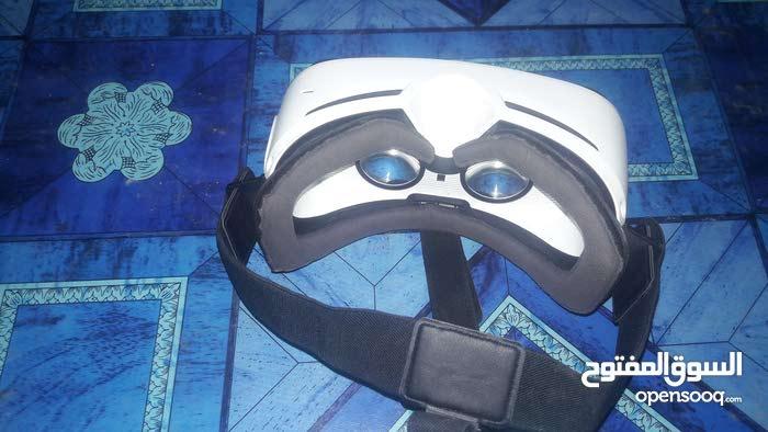 نظارة الواقع الافتراضي 360 درجه  gear vr  كير تحكم سامسونج فقط للنوت 5 و7 ايدج