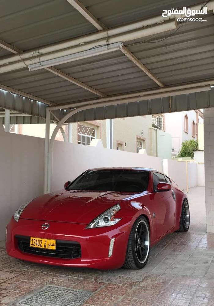 2015 Used 370Z with Manual transmission is available for sale