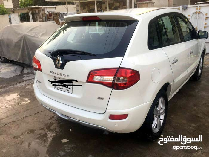 Available for sale! 1 - 9,999 km mileage Renault Koleos 2013
