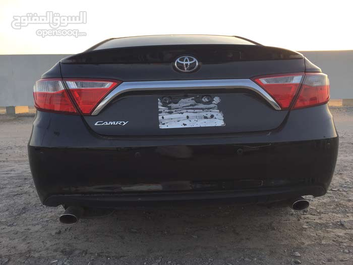 Used 2016 Camry