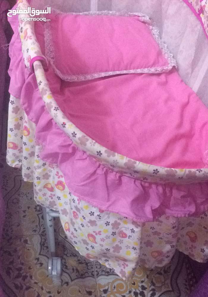 غرفه نوم نجاره + سرير طفل