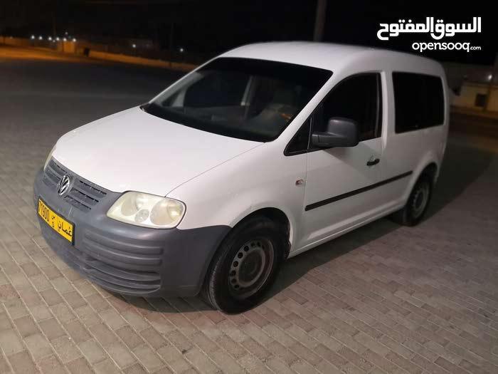 Volkswagen Caddy car for sale 2009 in Al Khaboura city