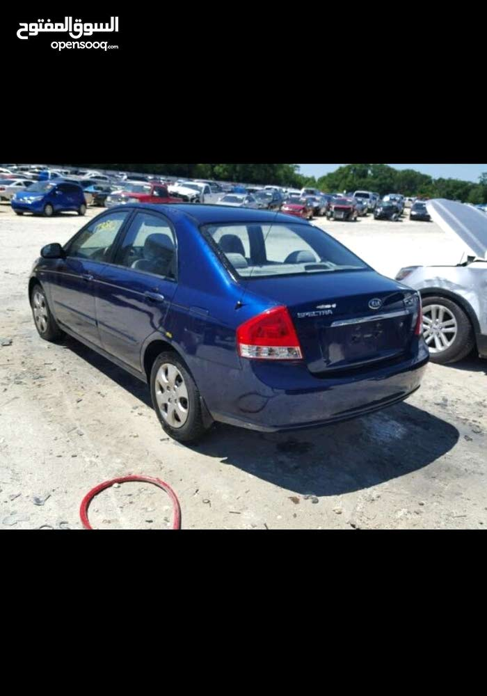 Used 2008 Spectra