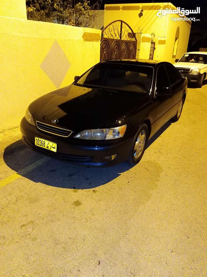 Black Lexus ES 2001 for sale