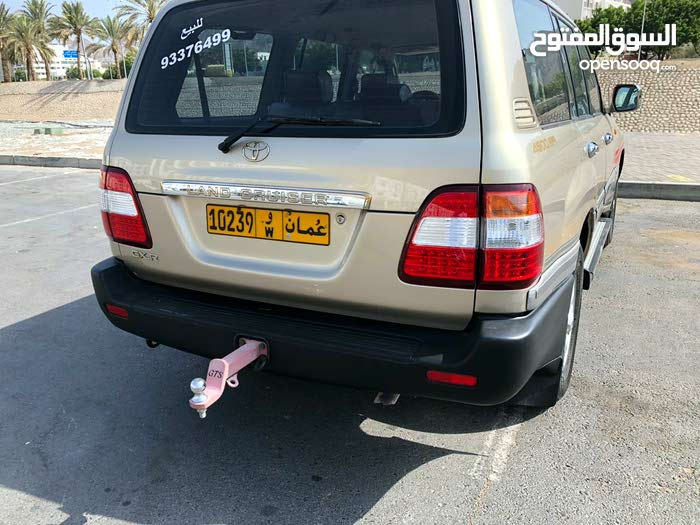 Manual Toyota 2003 for sale - Used - Muscat city