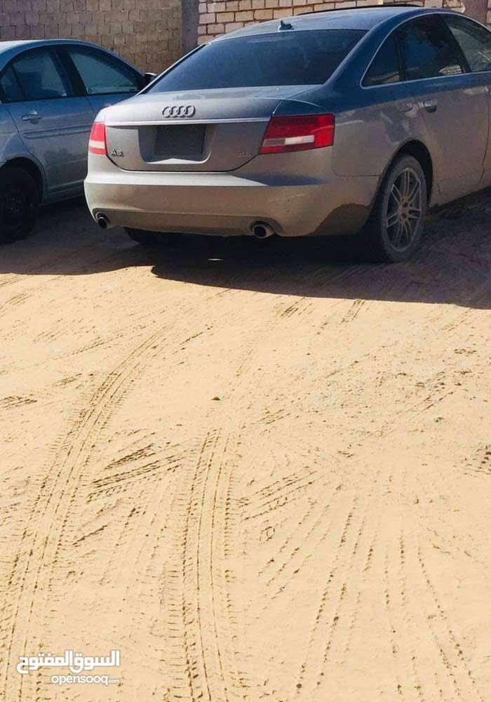 Automatic Audi 2008 for sale - Used - Zawiya city