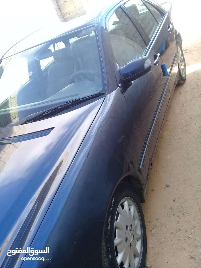 Used 2001 E 200