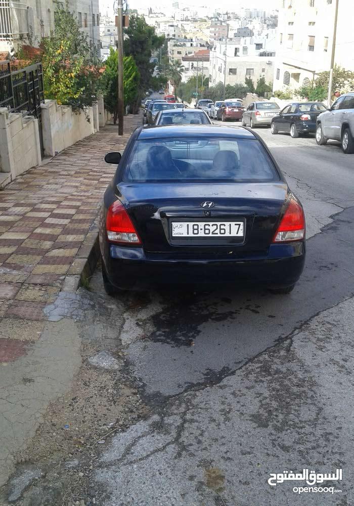 Hyundai Avante 2000 For sale - Black color