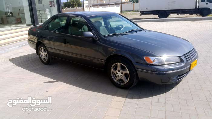 Grey Toyota Camry 1997 for sale
