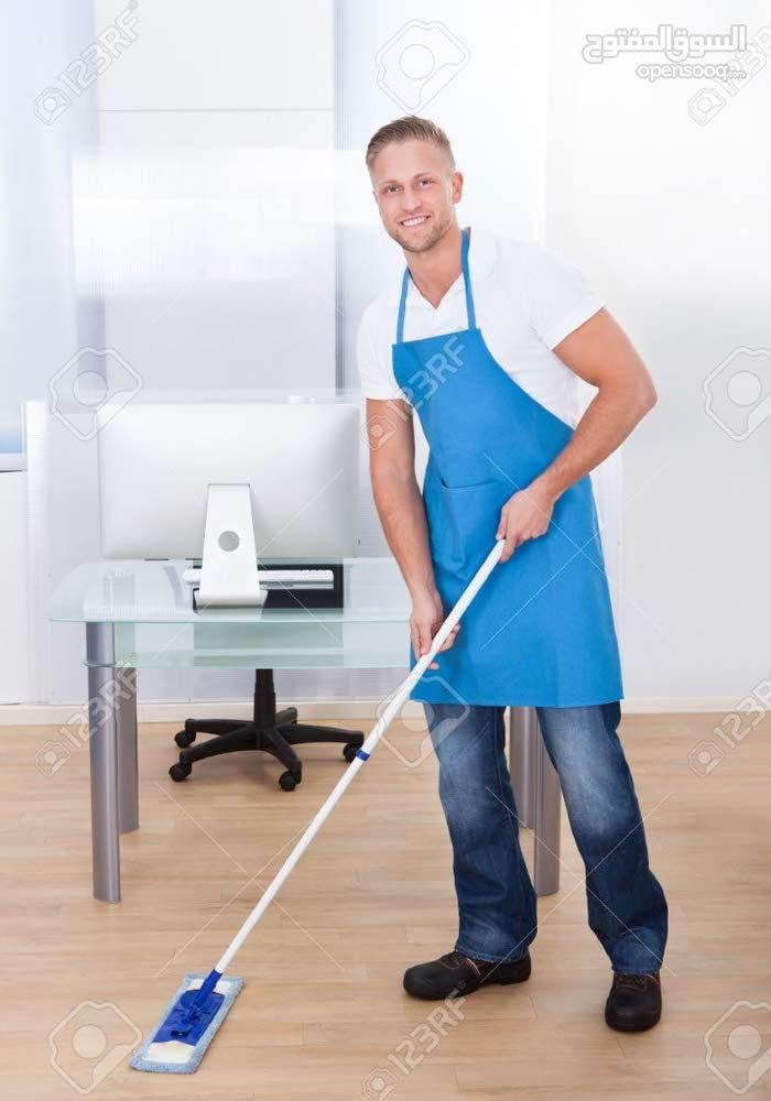 مطلو عمال نظافه بصيدليات باكتوبر