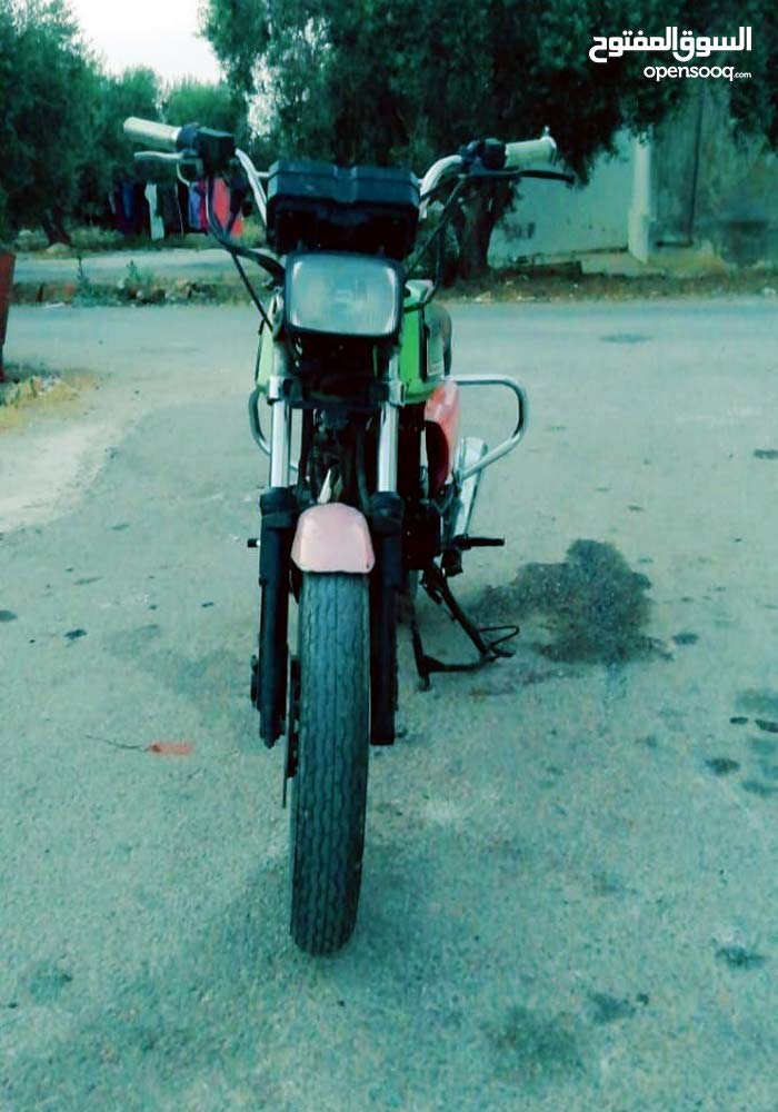 Used Honda motorbike available in Irbid - (107367374) | Opensooq