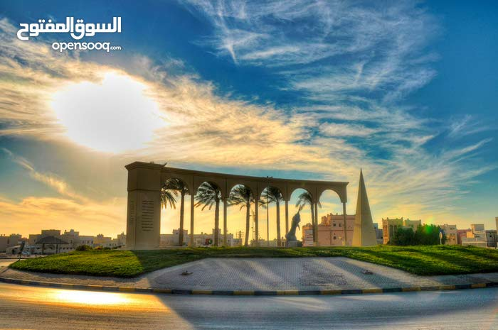 للايجار شقة من غرفه جديدة مدينة حمد دوار 13