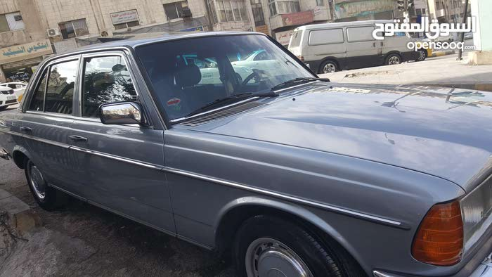 Used Mercedes Benz 1982