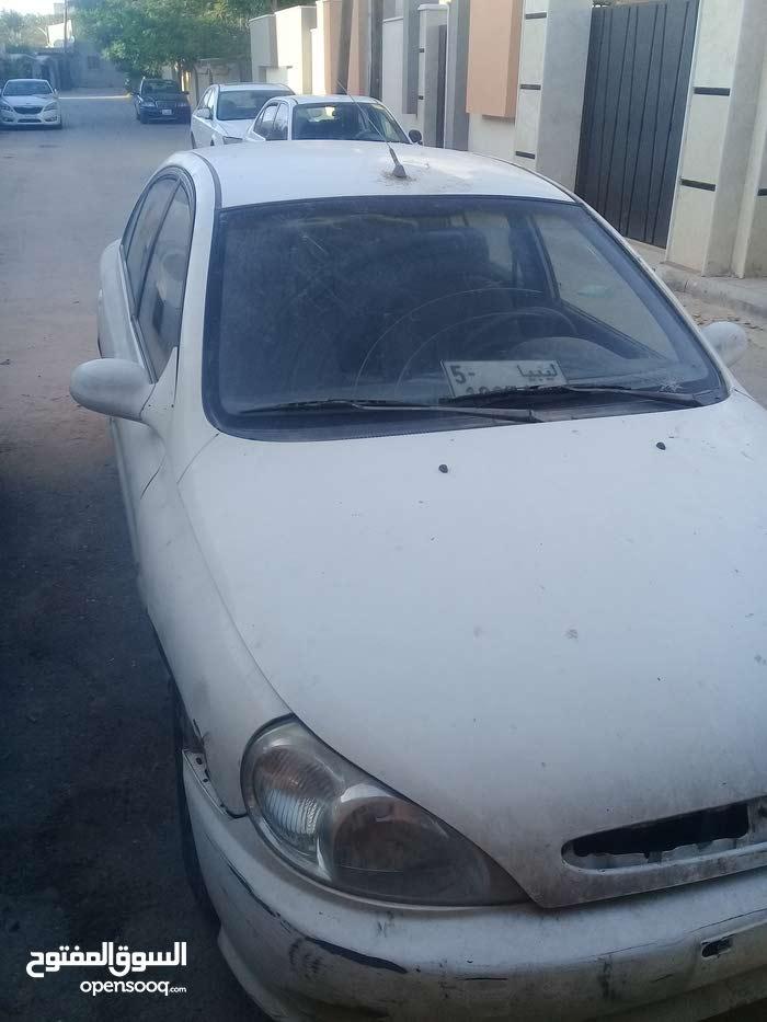 Kia Rio 2000 for sale in Tripoli