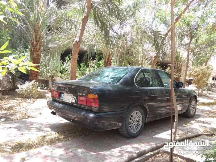 BMW 525 Used in Najaf