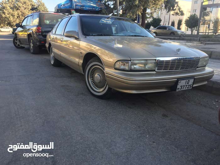 Chevrolet Caprice 1996 For sale - Gold color - (108135356