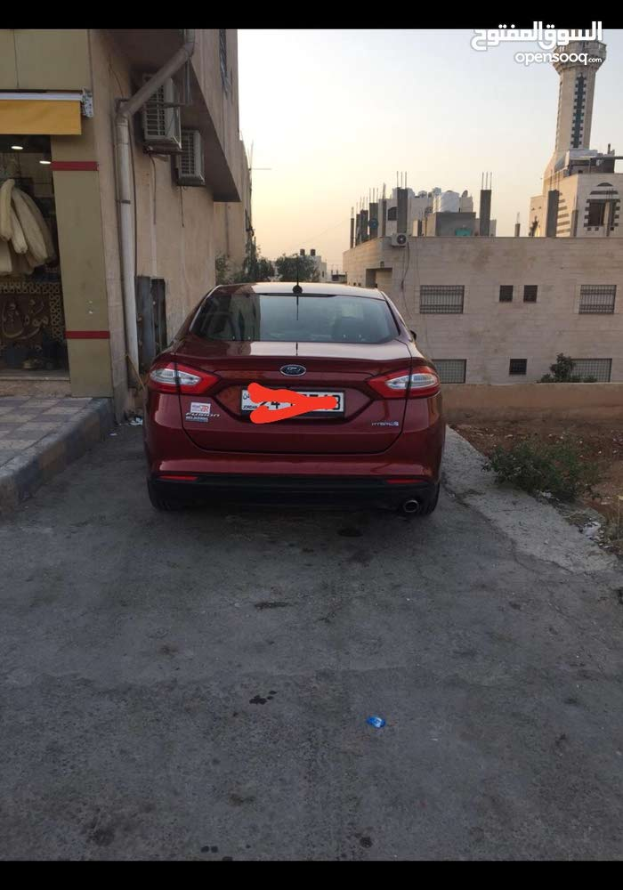 Ford Fusion made in 2014 for sale