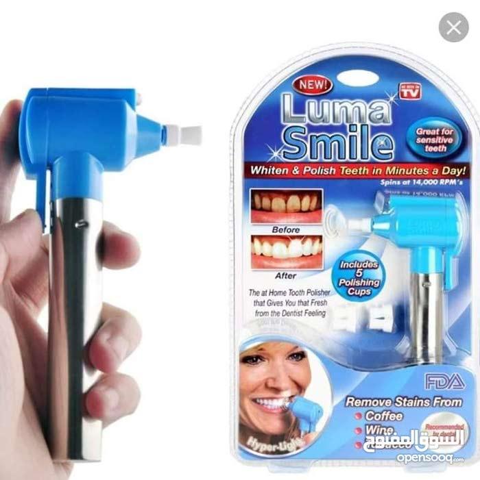 جهاز تبيض اسنان