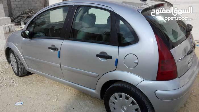 Gasoline Fuel/Power   Citroen C3 2004