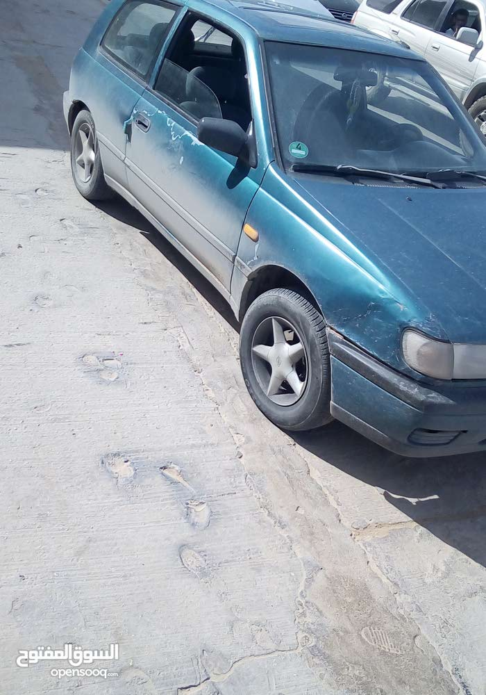 Available for sale! 0 km mileage Nissan Almera 1998