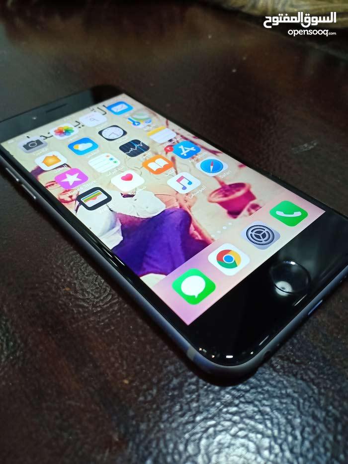 ايفون 6s بحالة جيدة للبيع (128G)