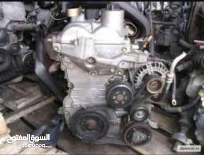 محرك نيسان تيدا