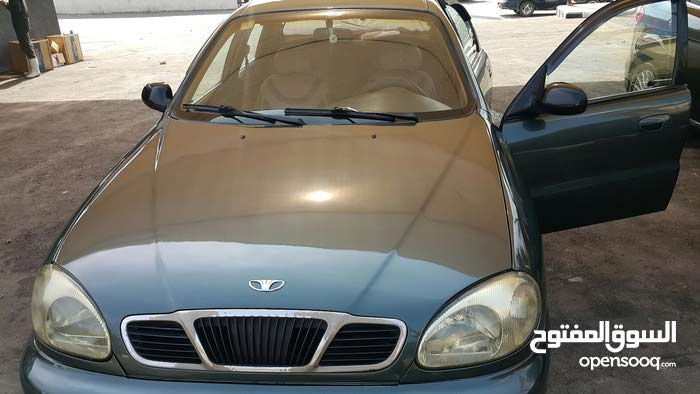 1997 Used Lanos 1 with Manual transmission is available for sale
