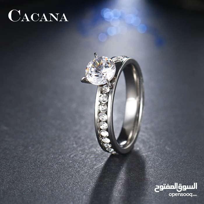 خاتم نسائي ماركة كاكانا