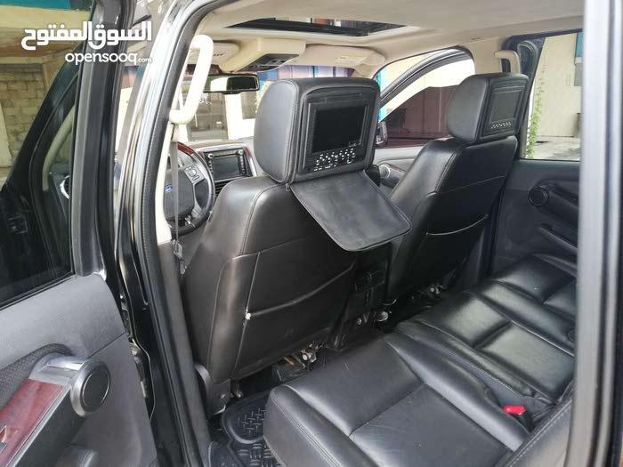 Black Ford Explorer 2009 for sale