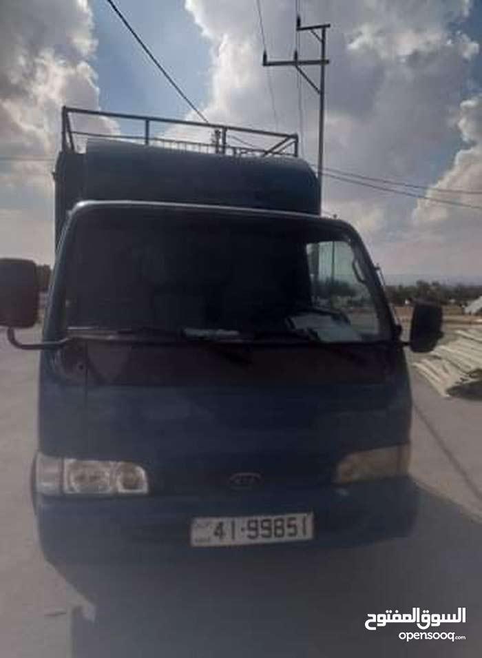 Diesel Fuel/Power   Kia Bongo 1997