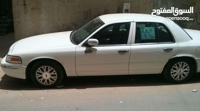 Ford Crown Victoria car for sale 2003 in Al Riyadh city
