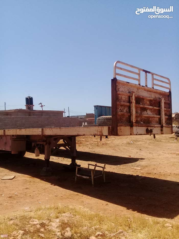 A Used Trailers at a very special price is up for sale