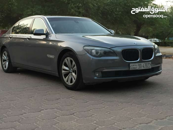 BMW 730 2011 For sale - Grey color