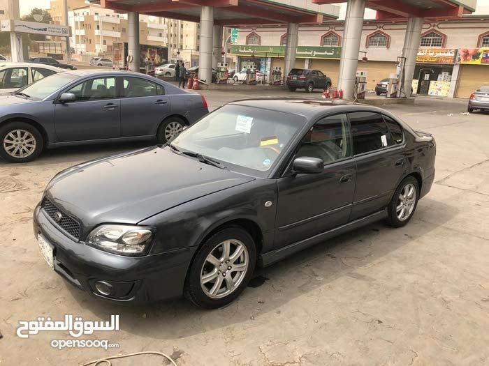 Gasoline Fuel/Power   Subaru Legacy 2003