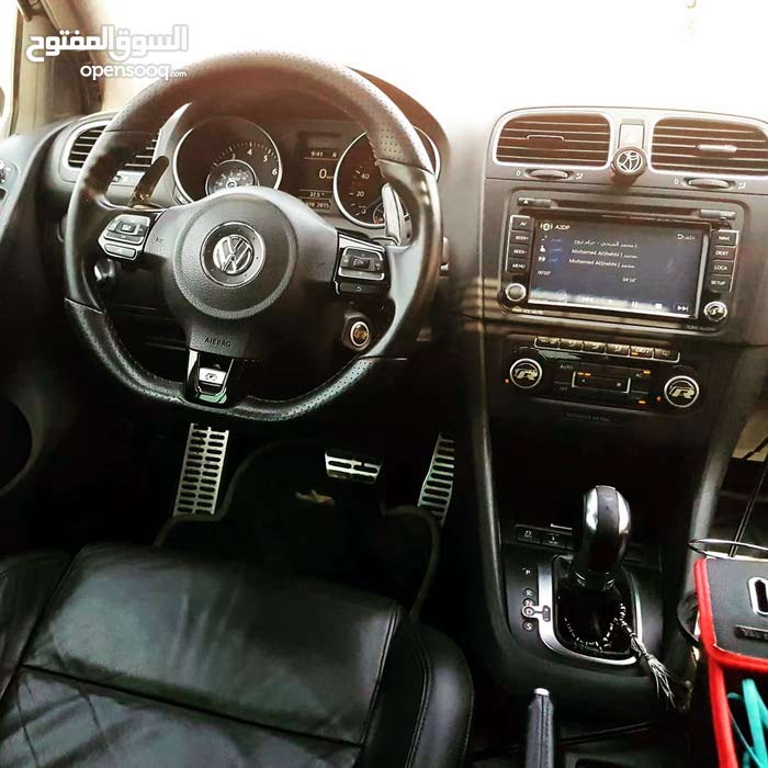 2012 Used Golf R with Automatic transmission is available for sale