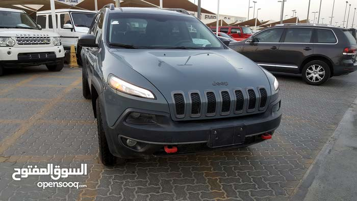 Jeep Cherokee made in 2015 for sale