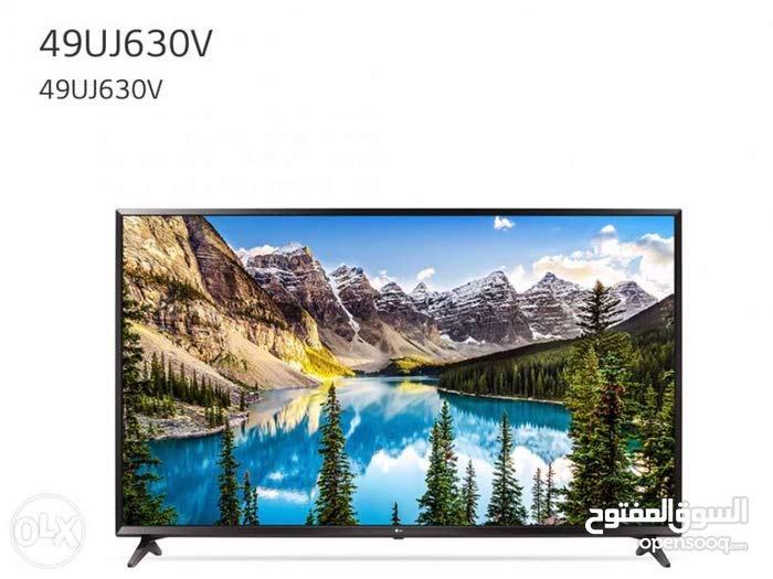 شاشة LG سمارت 49 بوصة 4K للبيع