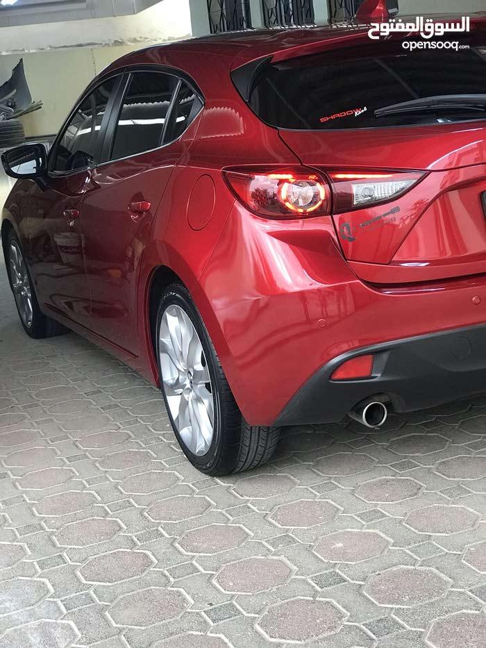 Mazda 3 car for sale 2015 in Seeb city
