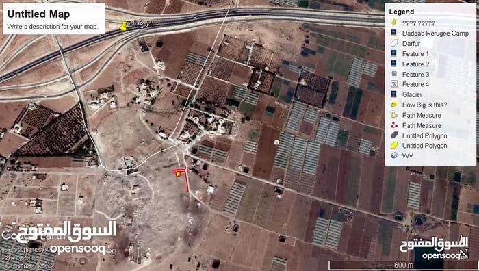 ارض للبيع طريق المطار بجانب جامعة الاسراء 870م سكن ..ب بسعر 42الف aaa - 4466